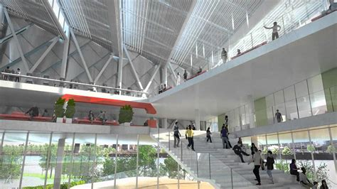 Cornell Tech Nyc Mba by Technion Cornell Nyc Tech Cus Interior View