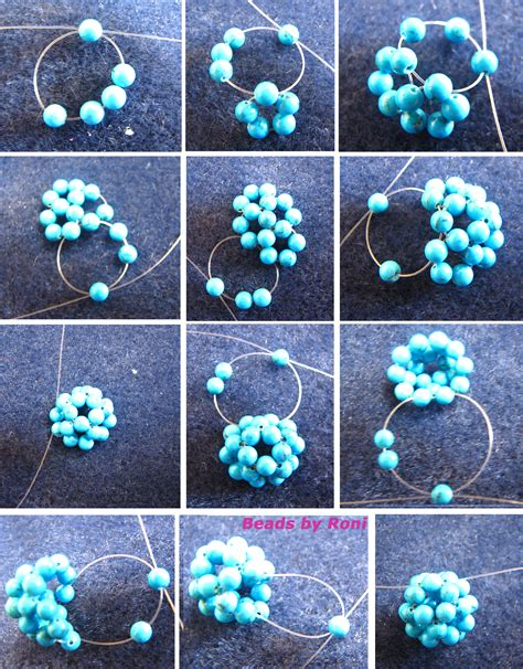 beaded to make beaded tutorial by roni