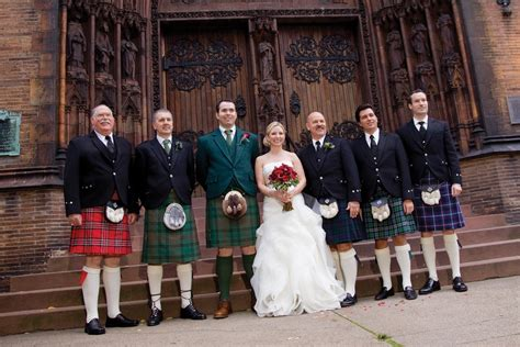 Wedding Traditions by Scottish Wedding Traditions