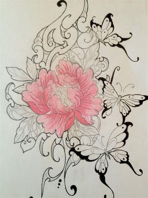 pretty flower tattoos pretty flower tattoos