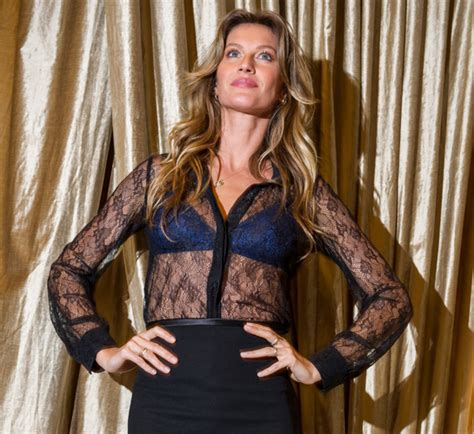 Gisele Gained Some Weight by Gisele Bundchen Is Reported With Second Child