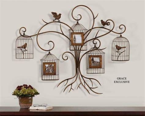 wrought iron decoration ideas