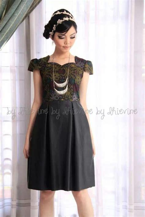Dress Batik 15 15 best images about batik of indonesia on javanese cheongsam modern and kebaya