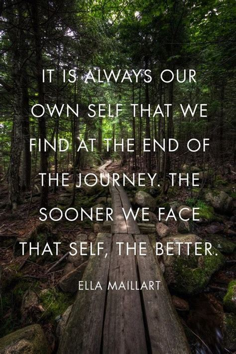 Self Discovery journey to self discovery quotes quotesgram