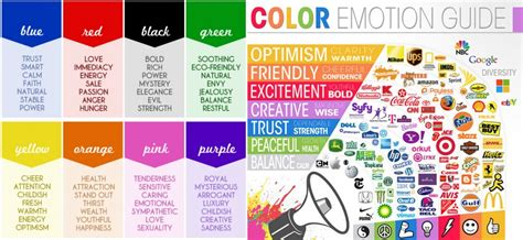 colors and emotions learn how to use colors in designs to call emotions