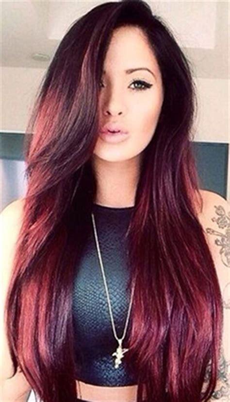 color style marsala a cor do momento nos cabelos immagine