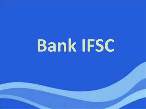 bank ifs ppt bank ifsc powerpoint presentation id 7304197