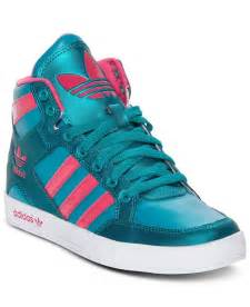 adidas shoes for high top adidas s shoes hardcourt high top casual sneakers