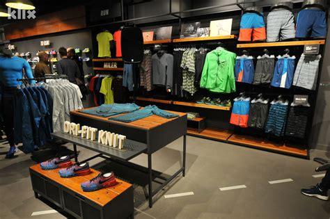 shop nike the most modern nike shop in bih opened in sarajevo