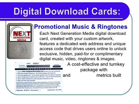 digital downloads for card digital cards