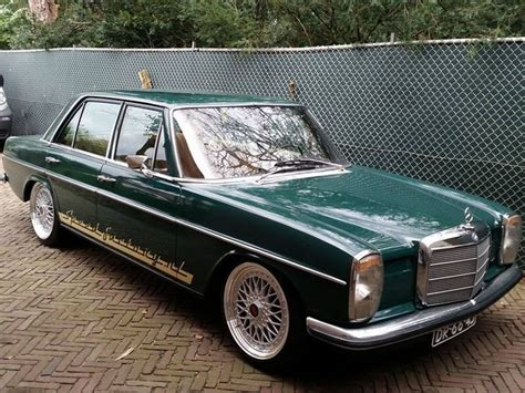Handmade Mercedes - mercedes 250 w114 1972 catawiki
