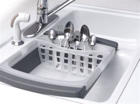 kitchen sink plate drainer the sink dish drainer collapsible folding rack