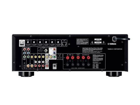 receptor yamaha rx  home theater receiver