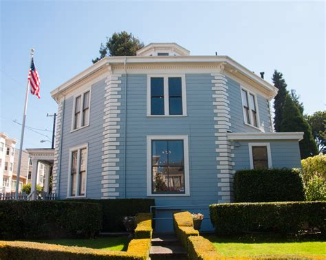 octogon house octagon house san francisco