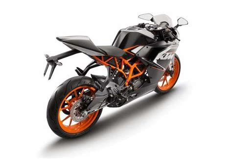 Ktm Black Ktm Rc125 Black 2014 1 Bikes Doctor