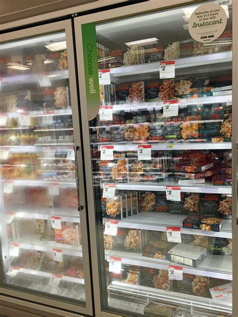 Freezer Section by How I Lunch When I M On The Go A Well Fed