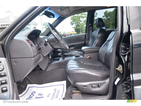 agate interior 2000 jeep grand laredo 4x4 photo