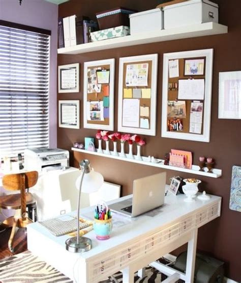 Organizing Your Home Office | tips for organizing your home office