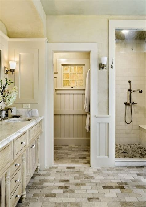 Bathroom Floor Idea by Master Bathroom Idea The Colors Just Needs A