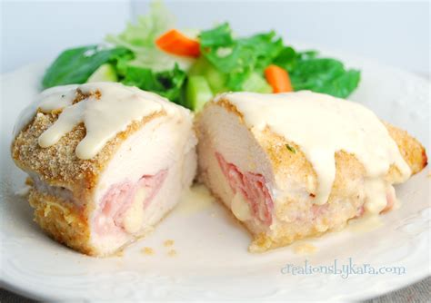 Oshinfood Cordon Blue chicken cordon bleu foodimentary national food holidays