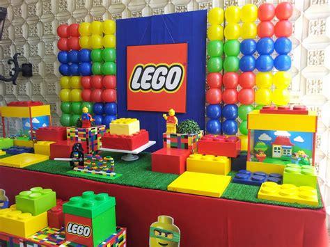 Lego City Wall Stickers farolita decora 231 227 o de festas infantis lego novo painel