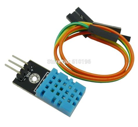 Limited Edition Dht11 Digital Temperature And Humidity Sensor New dht11 single digital temperature and humidity sensor