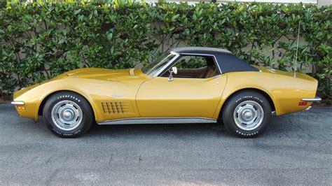 1971 corvette restoration 1971 chevrolet corvette ls6 convertible f211 kissimmee