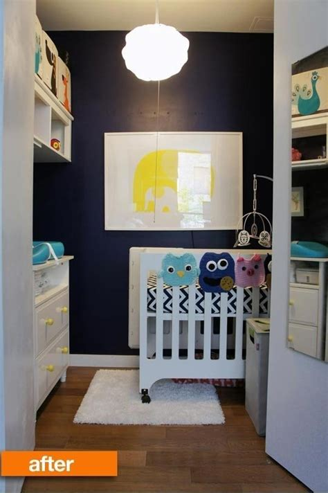 Small Nursery Wardrobe by Closet Nurseries Are Just What Every Small Space Living