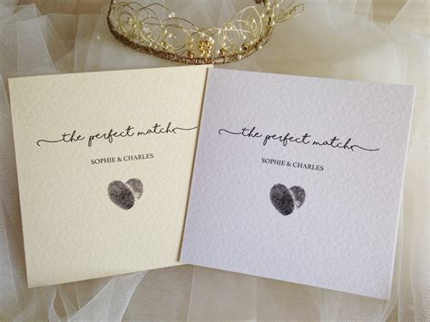 Perfect Match Wedding Invitations £1.25   Wedding Invites