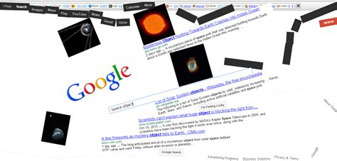 google images zero gravity 20 best google gravity tricks which will amaze you