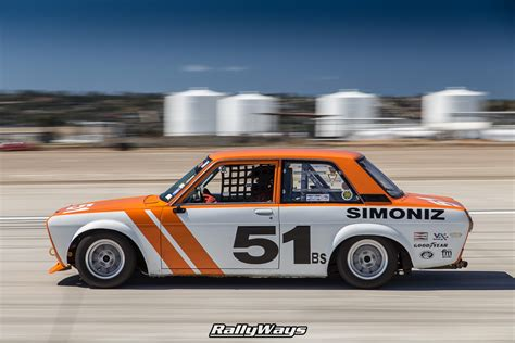 classic datsun 510 1969 datsun 510 race car rallyways