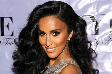 mj shahs of sunset wig wow shah s lilly ghalichi goes make up free the daily dish