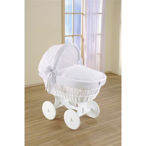 Leipold Cribs by Leipold Charme Bollerwagen Crib With