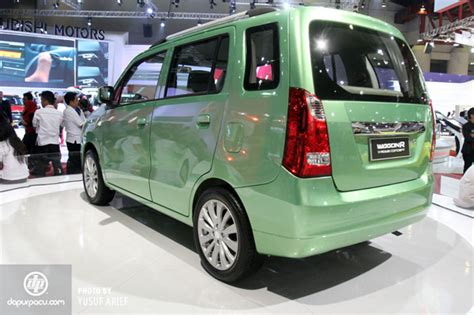 Suzuki Wagon R 7 seater concept MPV unveiled   Car News