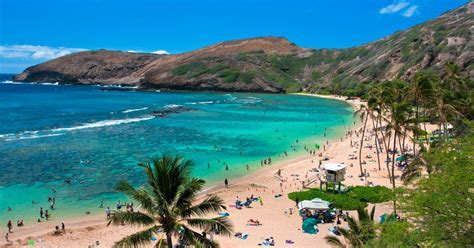 Hanauma Bay Nature Preserve ? The Royal Hawaiian