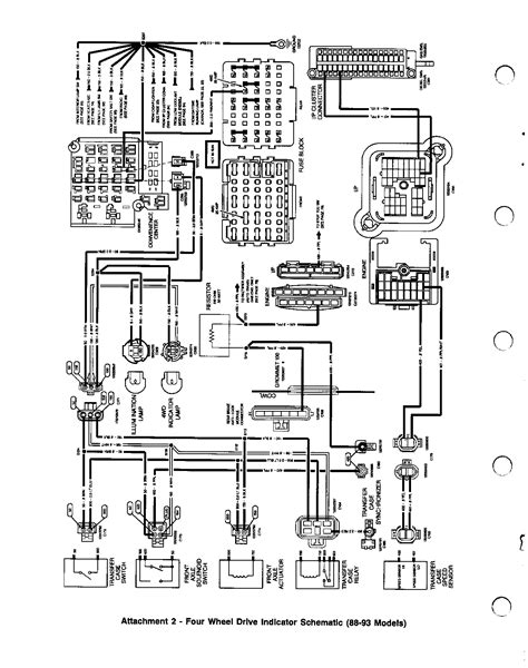 94 Chevy 3500 Wiring Diagram