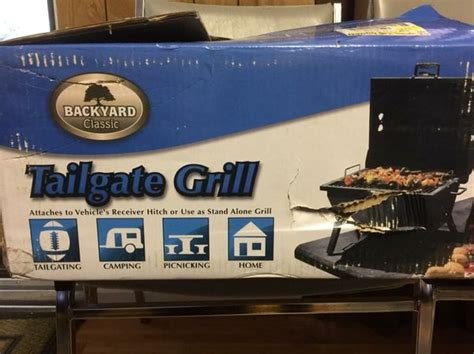 backyard classic tailgate grill for sale in houston tx