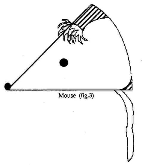 finger mouse template rat puppet template mouse finger puppet template finger