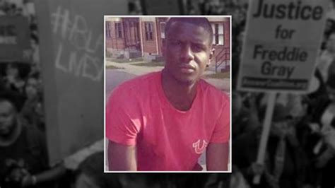 Freddie Gray S Criminal Record There Is No Excuse To Bring Up Freddie Gray S History