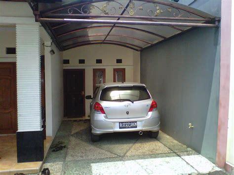 desain garasi rumah  desain properti indonesia