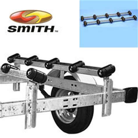 boat trailer rust prevention ce smith roller bunk board guide kits