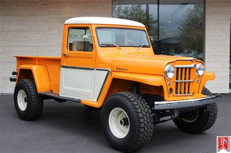 willys jeep truck willys truck build search willys