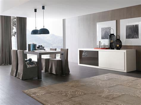 Zona Living Moderna by Credenza Ante Scorrevoli