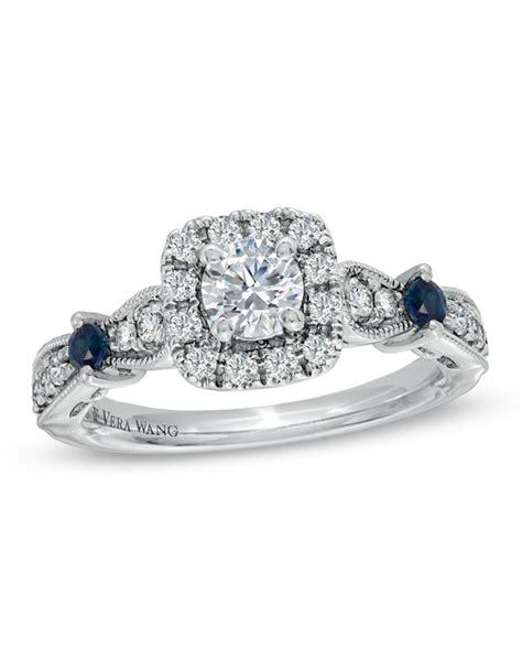 vera wang love at zales engagement rings