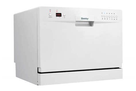 Countertop Dishwasher Danby by Danby Ddw611wled 24 Quot Countertop Dishwasher Appliance