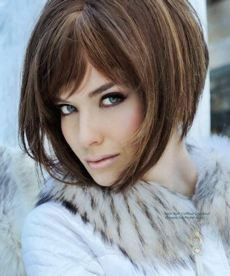 tendencia 2016 en cortes de cabello cortes de pelo medio para mujeres 2016