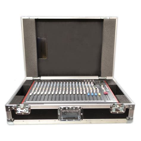 Mixer Allen Heath Terbaru mixer flight cases for allen heath zed 22fx