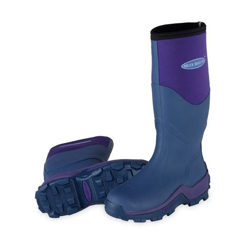 the muck boot company the muck boot company greta violet ideal for muddy fields