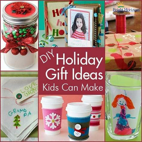 kids christmas gift crafts special day celebrations