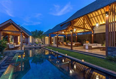 bedroom umalas luxury villa  private pool bali